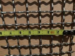 Сетка тканна оцынкована 10,0*10,0*1,0мм (торг)