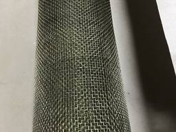 Сетка нержавеющая микронных размеров 0,025х0,025 ширина рулона 1 м