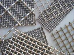 Сетка тканная (Нержавейки, оцинковки, латунь)