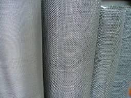 Сетка тканая металлическая нержавеющая Aisi 321 ГОСТ