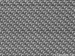 Сетка тканная нержавеющая 12Х18Н10Т5,0-1,6