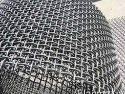 Сетка тканная нержавеющая 08Х18Н10Т0,063-0,04