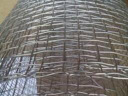 Сетка тканная нержавеющая 10 мм(d1 мм)