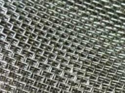 Сетка тканная нержавеющая 12Х18Н10Т25,0-2,0