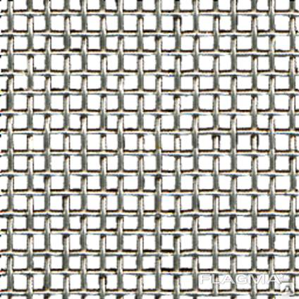 Сетка тканная, оцинкованная, 2,5х2,5х0,4 мм, купить, цена, доставка, порезка,