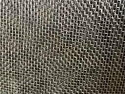 Сетка тканная низкоуглеродистая 0,4 х 0,25 фильтровая