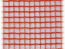 Сетка защитная 110 г/кв. м. , 1,9х50 м, HDPE. orange
