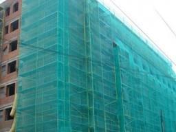 Сетки фасадные, сетка затеняющая 20 - 110 % затенения