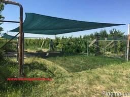 Сетка затеняющая 60% ширина 6 метров
