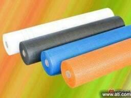 Сетки армирующие пластиковые для фасадных и внутренних работ