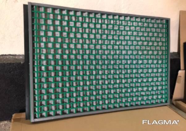 Сетки (кассеты) для вибросита SWACO