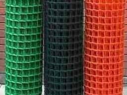 Сетки пастиковые, решетки, сетки Славрос