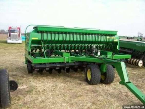 Сеялка Great Plains CPh 1500 JD 1560 4.5 м с сухими удобр