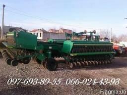Сеялка зерновая Great Plains 3S4000 HDF б.у.