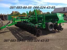 Сеялка зерновая Great Plains CPH-2000 no till 6м