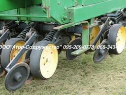 Сеялка зерновая механическая Джон Дир John Deere 750 из США - photo 2