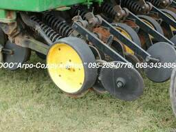 Сеялка зерновая механическая Джон Дир John Deere 750 из США - photo 3