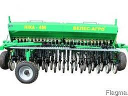 Сеялка зерновая механическая прицепная СЗМ-4 (Ника-4)
