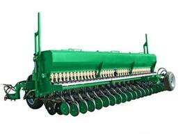 Сеялка зерновая механическая СЗМ Ника-6 прицепная