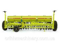 Сеялка зерновая Origin SEED 5, 4-01V с пальцевым загортачом