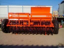 Сеялка зерновая-3, 6 (Увеличенный бункер)