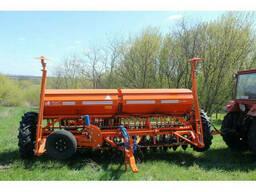 Сеялка зерновая СЗФ-4000-06V Фаворит (вариаторная) прикатывающие катки, маркера