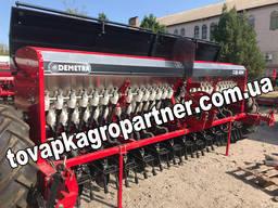 Сеялка зерновая вариаторная СЗ 4200. Сівалка зернова варіаторна СЗД 420 Demetra (Деметра)