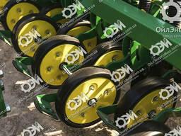Сеялки зерновые Harvest 630 применяются для рядового внесени