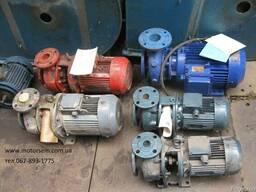 КМ 80-50-200 Моноблочный насос КМ 100-80-160 ; КМ 100-65-200