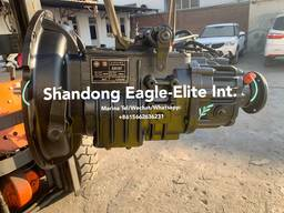 Shacman каробка КПП 8JS125T Fast