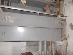 Шафа металева для одягу 0, 5х0, 7х2 м