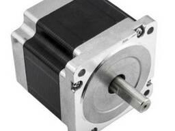 Шаговые электродвигатели драйверы, контроллеры, мотор-редукт