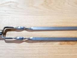 Шампур двойной
