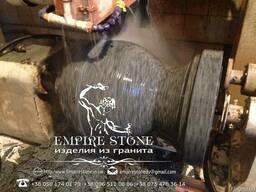 Шар гранитный, шар из натурального камня - фото 3