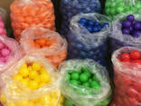 Шарики для лабиринтов 8 см, мячики для бассейна, кульки - фото 1