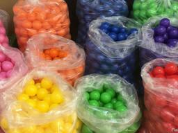 Шарики для лабиринтов 8 см, мячики для бассейна, кульки