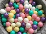 Шарики для сухих бассейнов, для лабиринта, мячики, кульки - фото 4