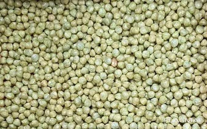 Шарики воздушные кукурузные зеленые 3-5 мм 1 кг