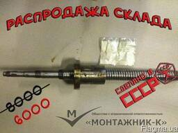 Шарико-винтовая пара ШВП 1325Ф3. 220. 600 ось Y к токарно-рево