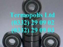 Шариковый подшипник 608 2RS (180018), 608 ZZ (80018)
