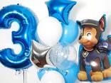 Шары гелиевые, композиции из шаров, доставка по городу Кривой Рог - фото 4
