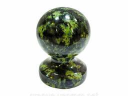 Шары гранитные (зеленые) из Луковецкого г-та диаметр 10 см
