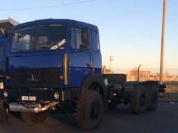 Шасси МАЗ 6317Х5-465-000, год выпуска 2016, без пробега