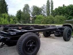 Шасси МАЗ 8925