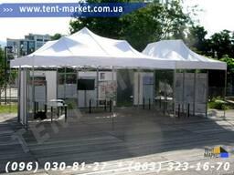 Польские раздвижные шатры - сотрудничество - опт дропшиппинг