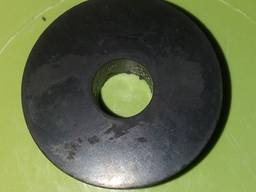 Шайба резиновая, изолятор, деталь ЖБИК 711 142 502 - фото 1