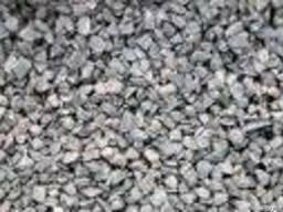 Щебень, песок, доставка масосвал