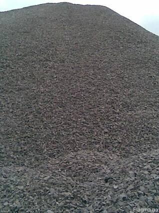 Щебень гранитный, кварцитный, отсев, песок речной