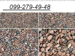 Щебень мелкий 5×20, мелкий 5×10, средний 20×40, крупный 40*70 щебень в мешках