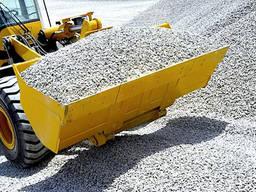 Щебень, песок, отсев, цемент, шлак, граншлак